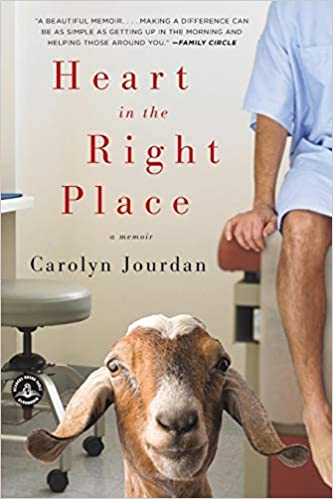 Heart In The Right Place Carolyn Jourdan 9781565126138 Amazon