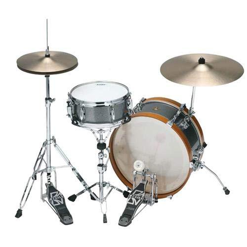 Tama Club Jam Mini 12/18 2pc. Drum Kit Galaxy Silver