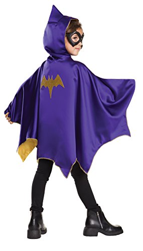 Imagine by Rubie's DC Superheroes Batgirl Hooded Cape & Mask Set]()