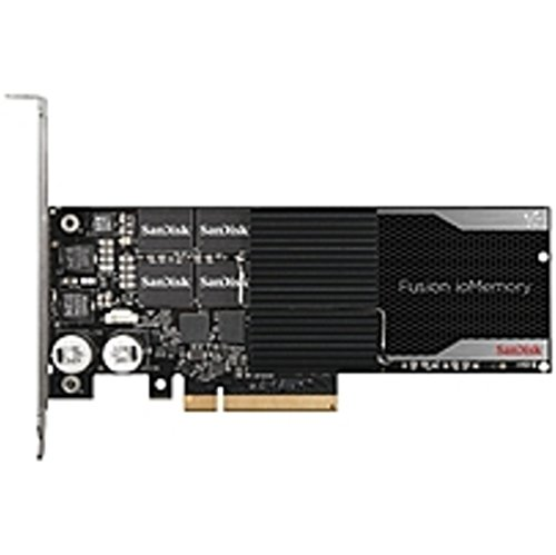 SanDisk Fusion ioMemory SX350 SX350-1300 1.25 TB Internal Solid State Drive - PCI Express - 2.80 GB/s Maximum Read Transfer Rate - 1.30 GB/s Maximum Write Transfer Rate - (Certified Refurbished)