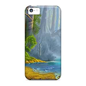 EPPnj18008TPDwC Snap On Case Cover Skin For Iphone 5c(isl Sail)
