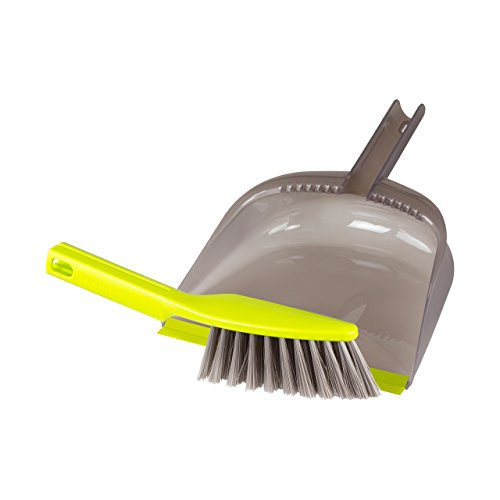 Casabella Wayclean Dustpan & Brush Set -