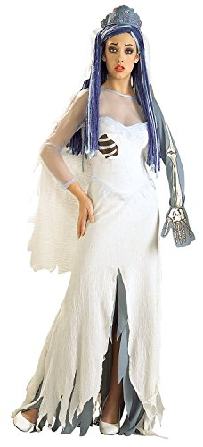 Corpse Bride Costumes - CORPSE BRIDE ADULT