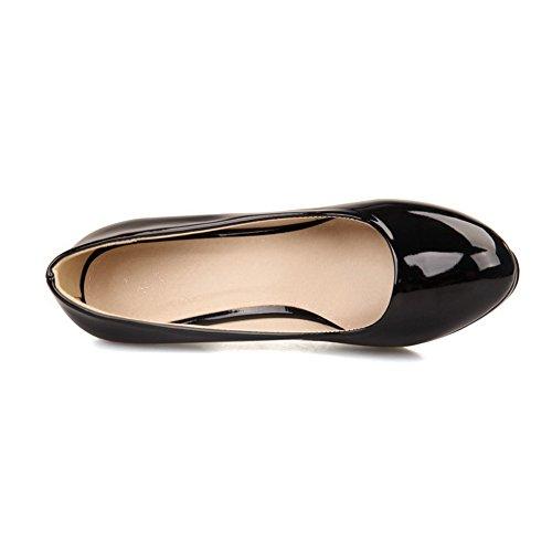 BalaMasa - Sandalias de vestir de Caucho para mujer negro