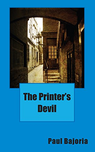 book cover of The Printer\'s Devil