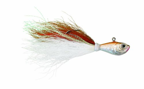 pack 1 Spro Mullet Bucktail Fishing De Jig UXX4tr
