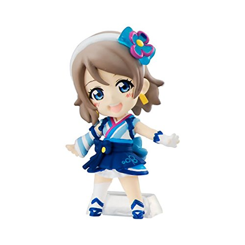 Love Live Sunshine You Watanabe in Mijuku Dreamer Costume BANDAI Gashapon Gacha Capsule Toy Mini Figure Chocollect Part 01 Anime Art Collection