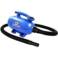 Xpower B-3 2 HP 2-Speed 2-in-1 Pet Dryer and Vacuum