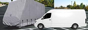 HBCOLLECTION Traspirante Telo Copri coperture per Van Furgone m 5,80 x 2,13 x 2,20 H