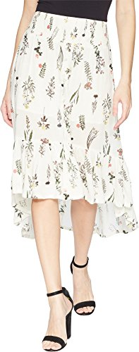 Oneill Womens Skirt - O'Neill Women's Java Woven Skirt, Naked/Winter White, XS