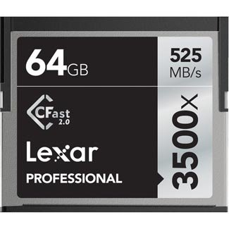 lexar 64 gb cf - 3