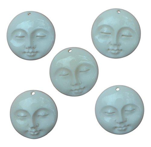 Moon Face Charm - 4