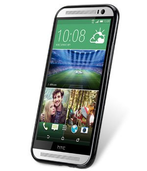 Melkco Poly Jacket TPU Cases for HTC One M8 - (Black Matt) - O2O2M8TULT2BKMT