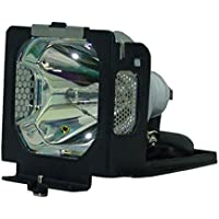 Lutema POA-LMP55-L01-2 Eiki POA-LMP55 610-309-2706 Replacement LCD/DLP Projector Lamp, Economy