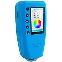 Portable Color Analyzer Digital Precise Colorimeter Color Difference Meter Tester 8mm CIELAB CIELCH Display Mode DE Lab Formula