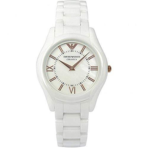 Armani Ceramica White Watch ()