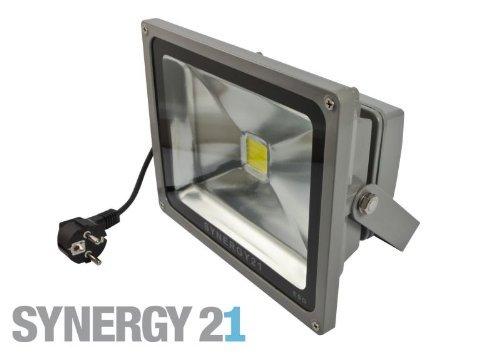 grau Synergy 21/s21-led-tom00263/Outdoor Spot Lighting 50/W LED schwarz