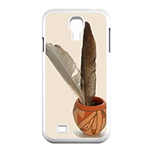 Classic Quill Image On Back Phone Case For Samsung Galaxy S4 I9500