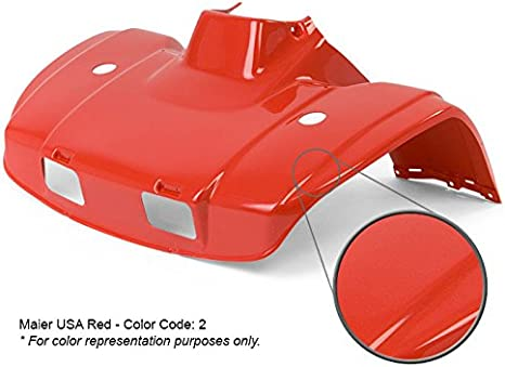 "NEW MOTORCYCLE MX ATV AMA LEGAL RED REAR NUMBER PLATE 7/"" x 10/"" RECTANGLE"
