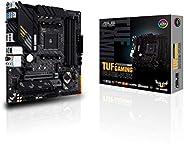 Placa Mãe Asus TUF GAMING B550M-PLUS AMD AM4 DDR4 ATX
