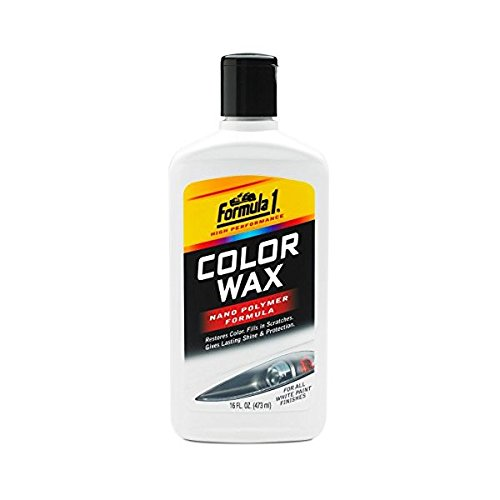 Formula 1 615493 White Color Wax, 16. Fluid_Ounces