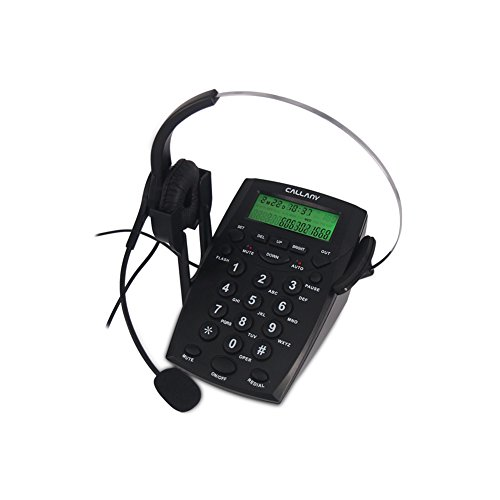 CALLANY Center Telephone Cancellation Headset product image