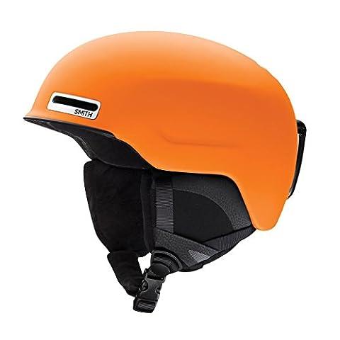 Smith Optics Maze Snow Helmet 2016 - Men's Matte Solar Large - Smith Maze Audio