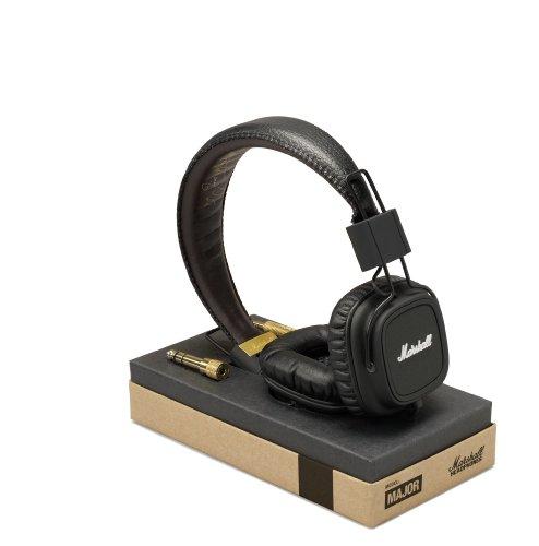 Marshall Audio Major On-Ear Stereo Headphones with Mic and