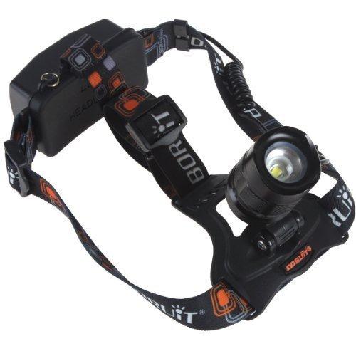 2000LM CREE XM-L XML T6 Headlight - 6
