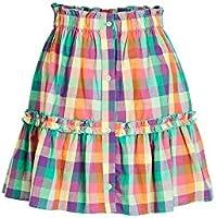 Playa Lucila Women's Plaid Skirt