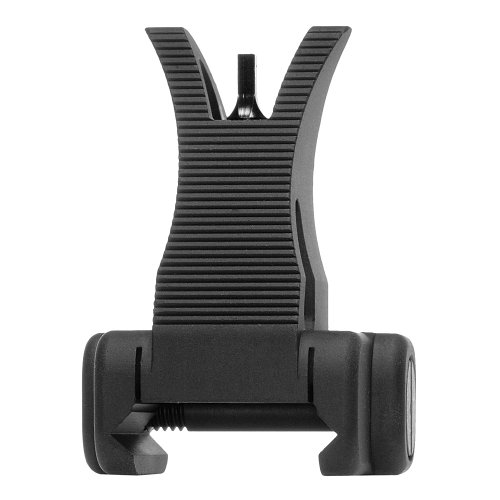 Troy Fixed M4 Front Rifle Battle Sight, Black