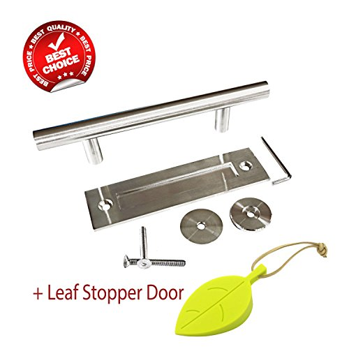 Flush Steel Door - 8