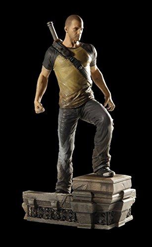 """inFAMOUS 2 Cole MacGrath Statue 8.5"""""""