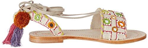 free shipping low price fee shipping Antik Batik Women's Nootki Flip Flops Multicolour (Multico Atd4) cheap best ojO8mA
