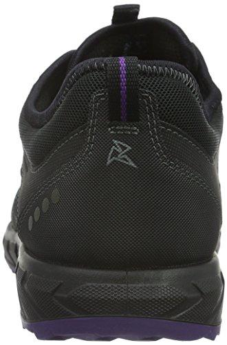 EccoECCO TERRATRAIL - Zapatillas de Running para Asfalto Mujer Negro (Black)