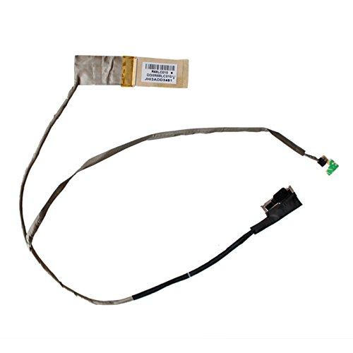 GinTai LCD LED Screen Video Flex Cable Replacement for HP Pavilion 17-E Series 17-e049wm 17-e072nr (Motherboard E Series)
