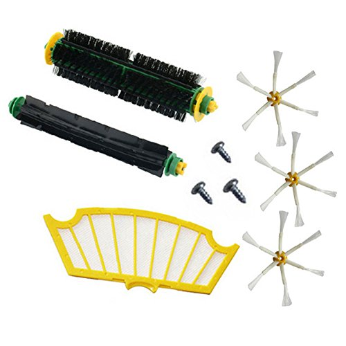 Theresa Hay Accessory Brush for Irobot Roomba 500 Series 510 530 532 535 540 560 562 570 572 580 581 Vacuum Cleaner Parts - Roomba 572