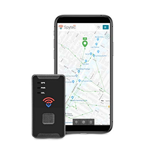 Spytec STI 2019 Model GL300MA GPS Tracker- 4G LTE Mini Real Time GPS Tracking Device for Cars, Vehicles, Kids, Spouses, Seniors, Equipment, Valuables (Best 2019 Drivers For Seniors)