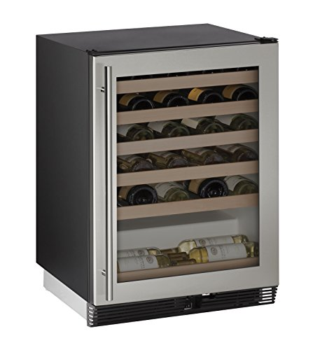 uilt-in Wine Storage, 24