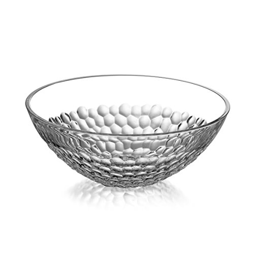 Orrefors Pearl Bowl, Large, Clear
