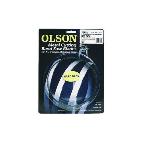 Olson 71864 Metal Band Saw Blade 64-1/2