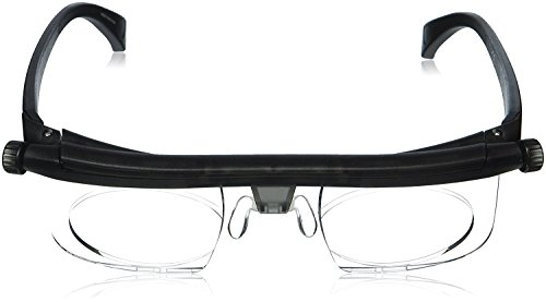 Dial Vision Adjustable Eyeglasses BulbHead