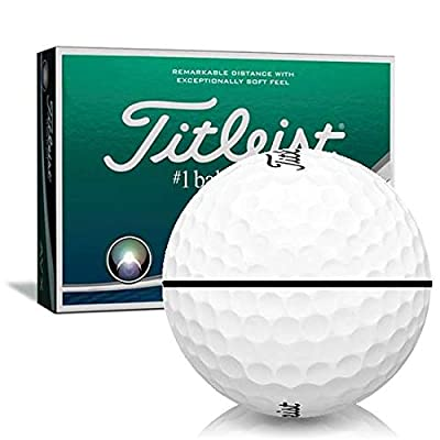 Titleist AVX AlignXL Personalized Golf Balls