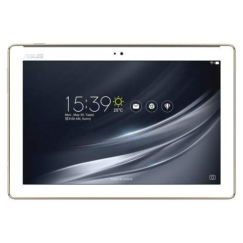 ASUS ZenPad 10 10.1-inch IPS  WXGA (1280x800) FHD Tablet, 2GB RAM 16GB storage, 4680 mAh battery, Android 7.0, Pearl White (Z301MF-A2-WH)