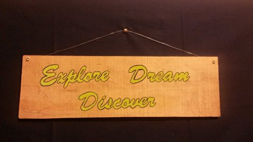 explore-dream-discover-wall-sign