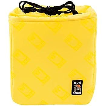 Ape Case Cubeze 35, Camera Insert, Black / Yellow, Interior Case For Cameras (ACQB35)