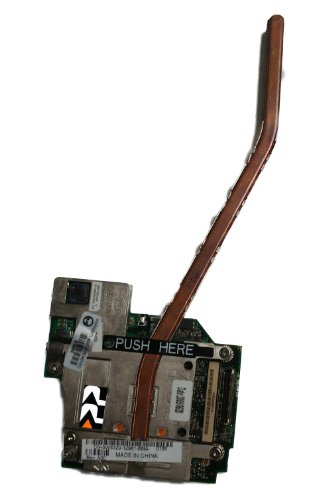 Dell Radeon X300 (Genuine Dell ATI Radeon X300 64MB Video Graphics Card With Heatsink For Inspiron 6000 Laptops Notebooks Compatible with X9237, F6402 Motherboard Part Number: W5322)