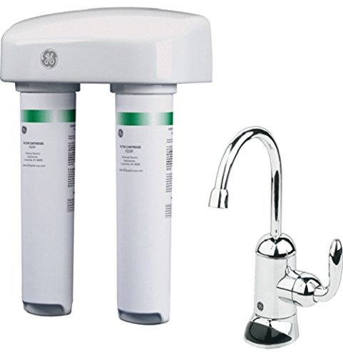 GE GXSV65R Dual Stage Drinking Water Filtration System by GE