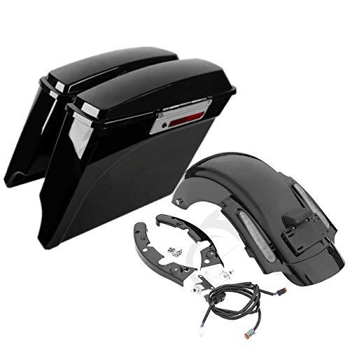Rear Harley Fender - XFMT 5