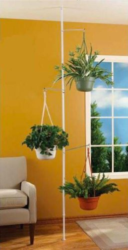 Arm Plant Stand - Indoor Plant Pole